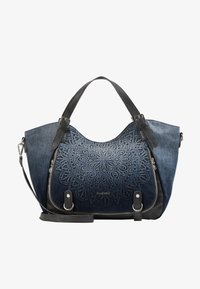 Desigual - SEVEN SEAS ROTTERDAM - Håndtasker - denim dark blue - 4