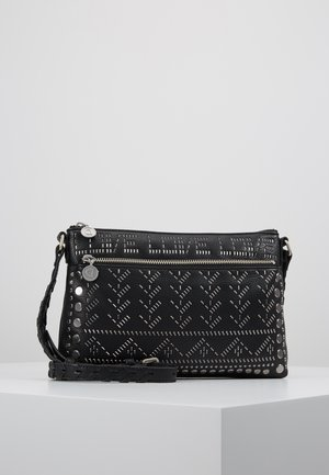 BOLS AZABACHE DURBAN - Across body bag - black