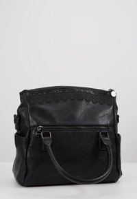 Desigual - MELODY LOVERTY - Shopping bag - black - 6