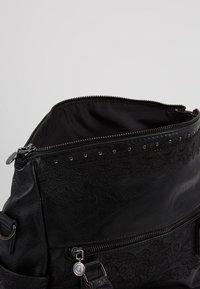 Desigual - MELODY LOVERTY - Shopping bag - black - 5
