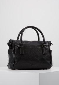 Desigual - MELODY LOVERTY - Shopping bag - black - 3