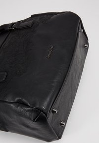 Desigual - MELODY LOVERTY - Shopping bag - black - 2