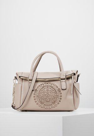 TRIBAL LOVERTY - Handbag - crudo beige