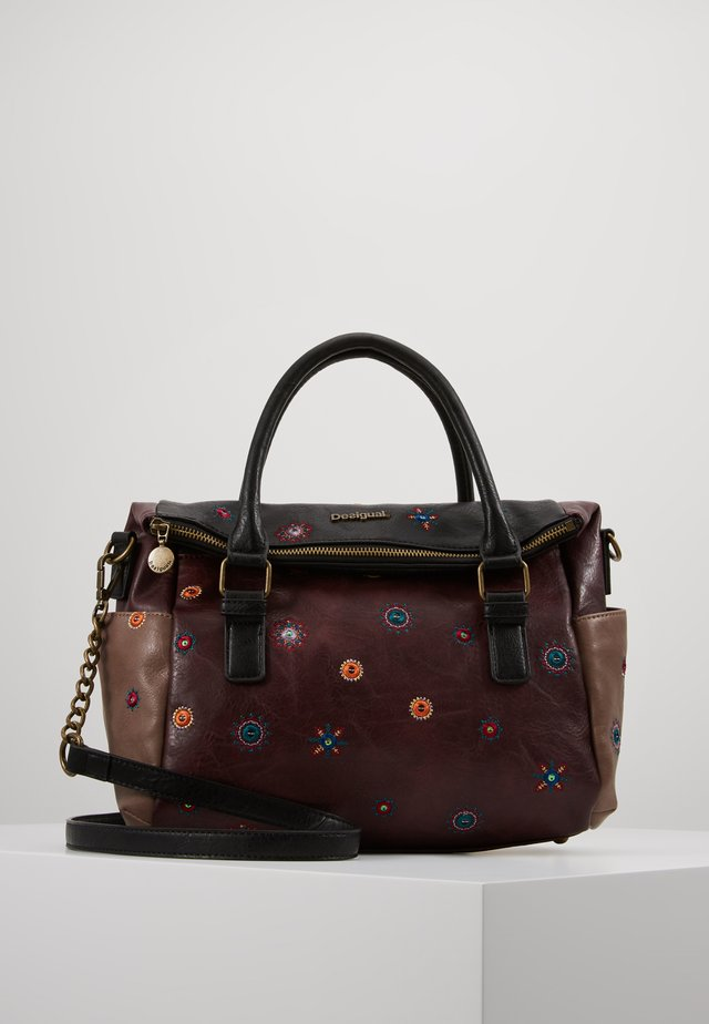 Handbag - bordeuax