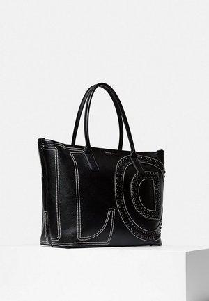 BOLS_LOVE HOLBOX - Shoppingväska - black
