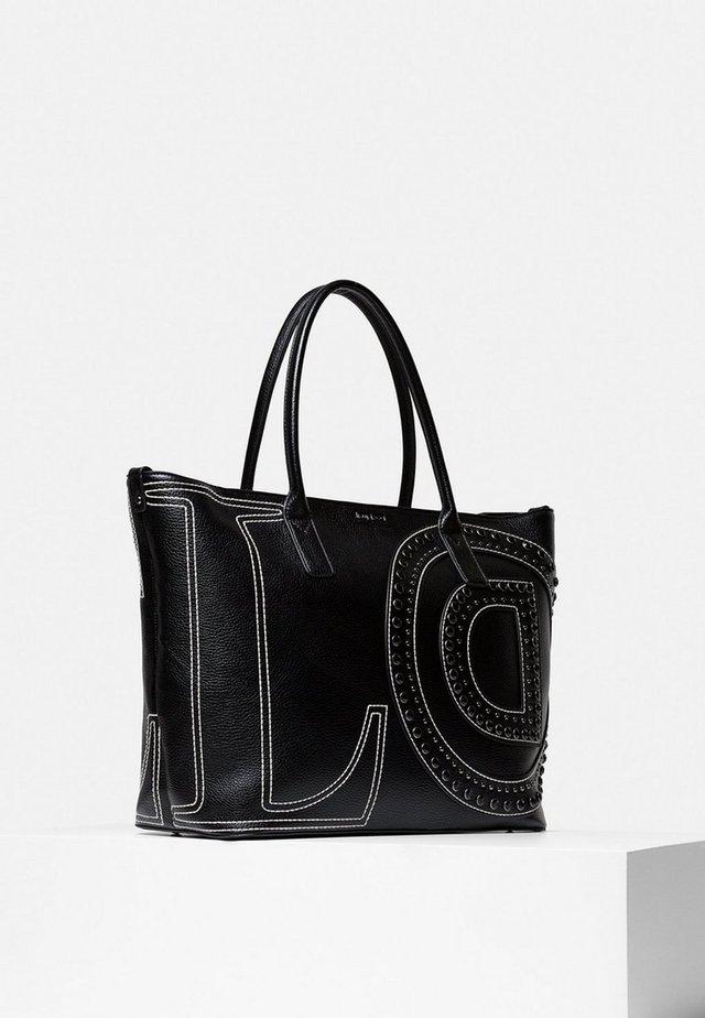BOLS_LOVE HOLBOX - Shopping bag - black