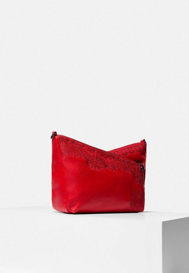 MELODY HARRY MINI - Schoudertas - red