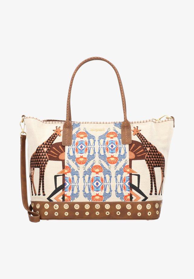 SAVANA - Shopping bag - cream