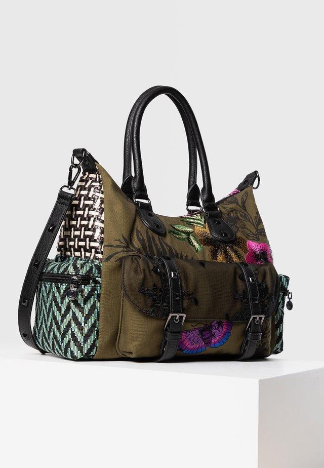 BOLS_QUEEN MIRACLE LEEDS EXCEPTION - Handbag - black