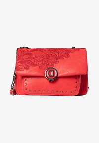 Desigual - Schoudertas - red - 6