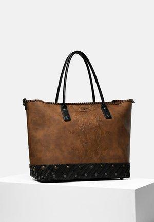 BOLS_TUAREG HOLBOX - Shopper - brown