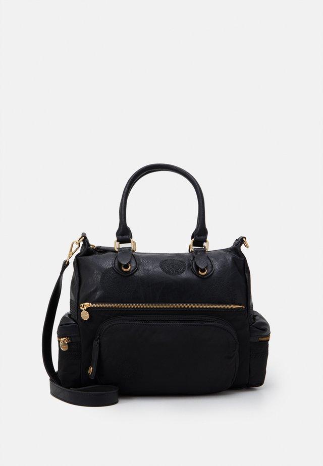 BOLS ALKALINA LONDON POCK - Handbag - black