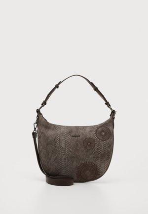 BOLS CRISEIDA SIBERIA - Håndtasker - brown