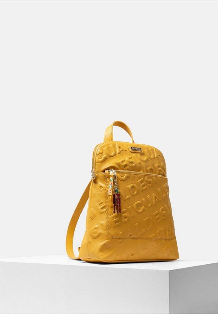 Desigual - NANAIMO - Tagesrucksack - yellow