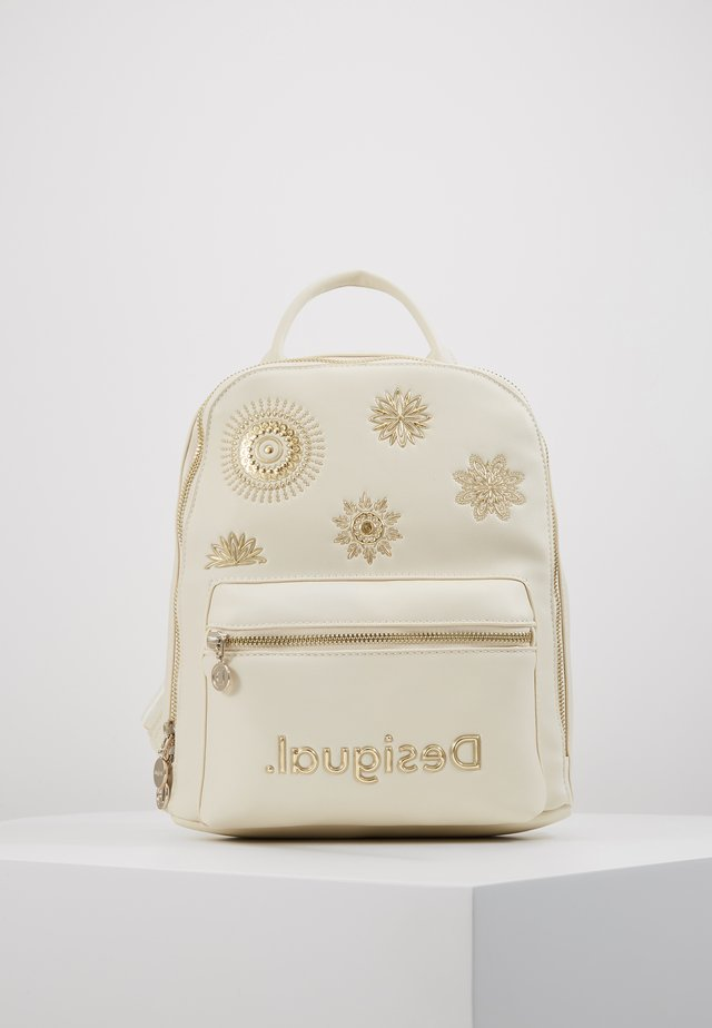 BACK GREAT NAZCA MINI - Rucksack - blanco