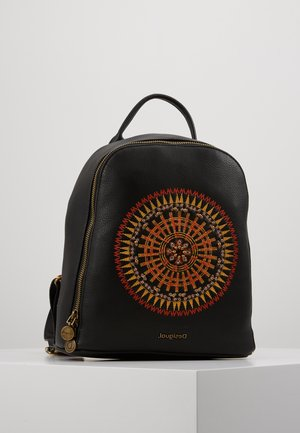 BACK AFRICAN MANDALA NAZCA MINI - Reppu - black