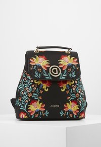Desigual - BACK ADAGGIO DENVER - Reppu - black - 0
