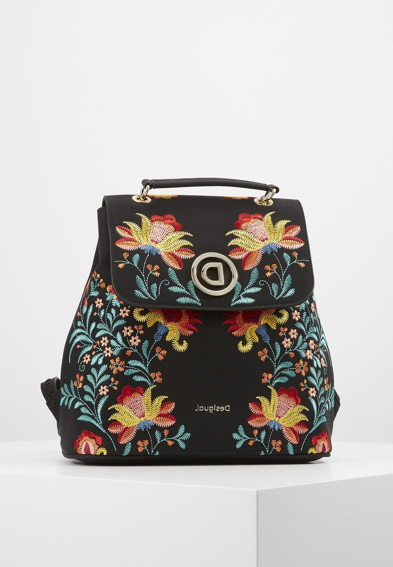 Desigual - BACK ADAGGIO DENVER - Reppu - black