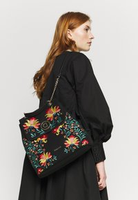 Desigual - BACK ADAGGIO DENVER - Reppu - black - 1