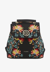 Desigual - BACK ADAGGIO DENVER - Reppu - black - 5