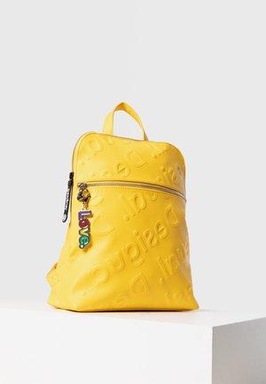 BACK_NEW COLORAMA NANAIMO - Rucksack - yellow