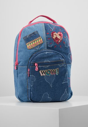 BACKPACK TAMARILLO - Ryggsekk - blue denim