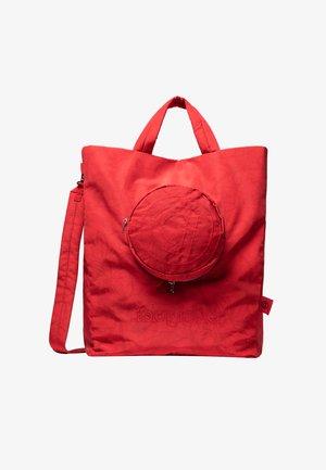 SHOPPING BAG OLYMPIA - Across body bag - red