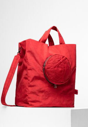 SHOPPING BAG OLYMPIA - Sac bandoulière - red