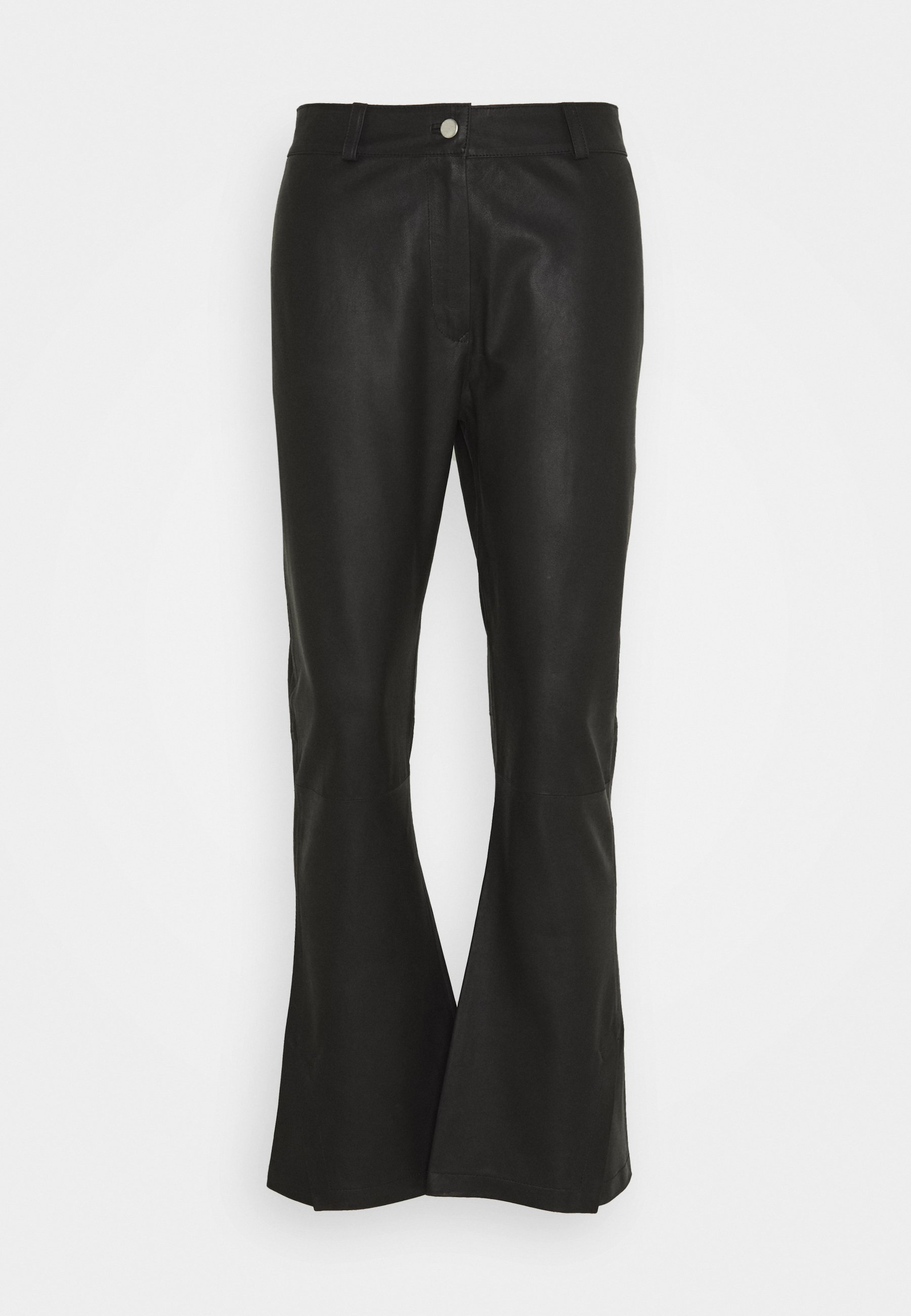 zalando pantalon cuir