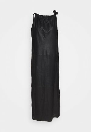 LONG DRESS - Vestido informal - black