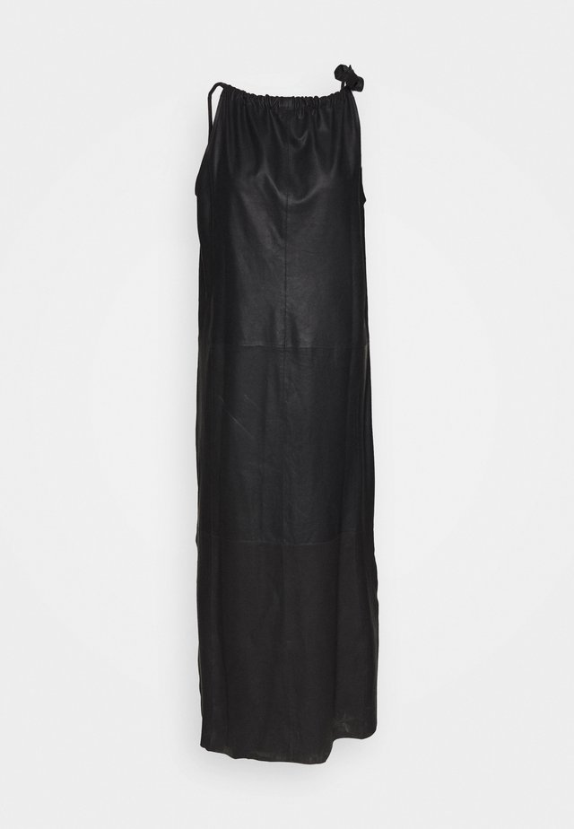 LONG DRESS - Denní šaty - black