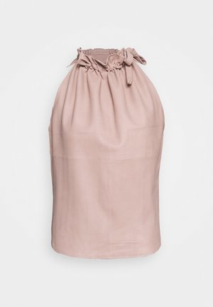 Bluse - dusty rose