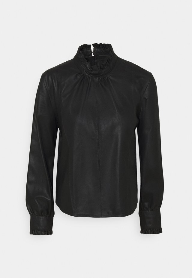 TOP - Pusero - black