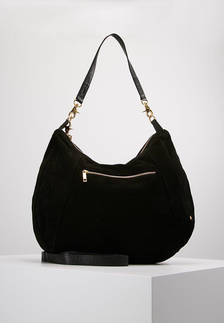 DEPECHE - SHOPPER - Shopping bags - black