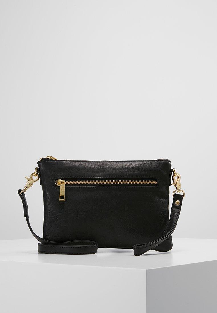DEPECHE - SMALL BAG - Clutch - black