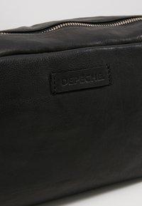 DEPECHE - CROSS OVER - Torba na ramię - black - 6