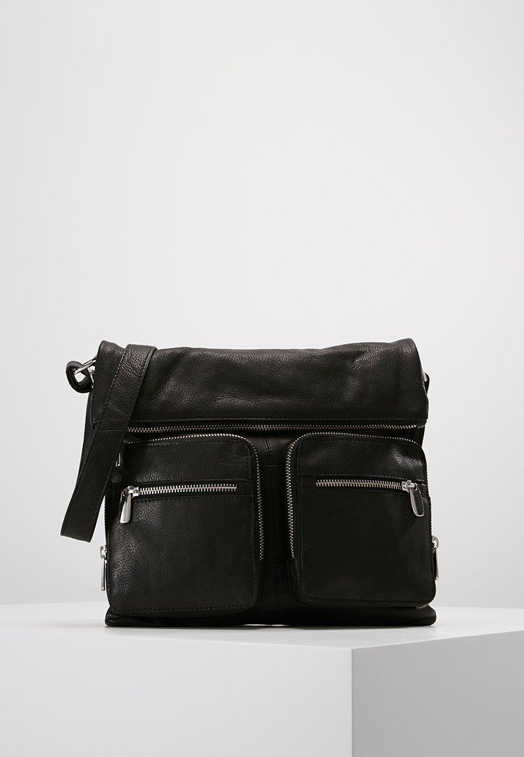 DEPECHE - FASHION FAVOURITES CROSS OVER - Across body bag - black