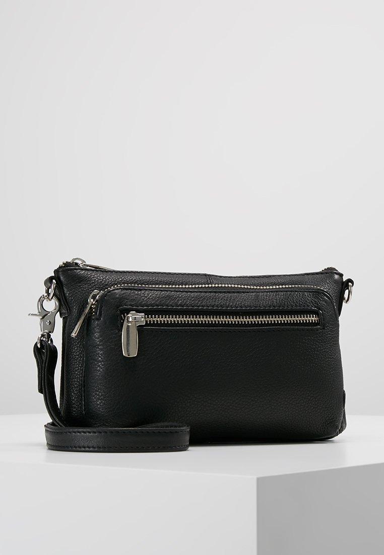DEPECHE - FASHION FAVORITES SMALL BAG - Sac bandoulière - black