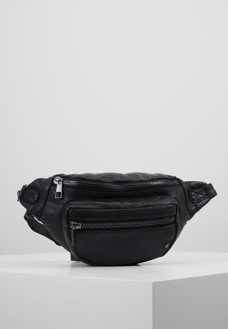 DEPECHE - ROCK CHIC - Bum bag - black