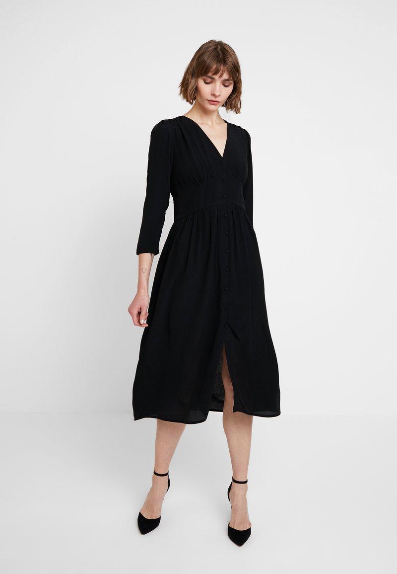 Denham - CECILY DRESS - Maxikjole - black