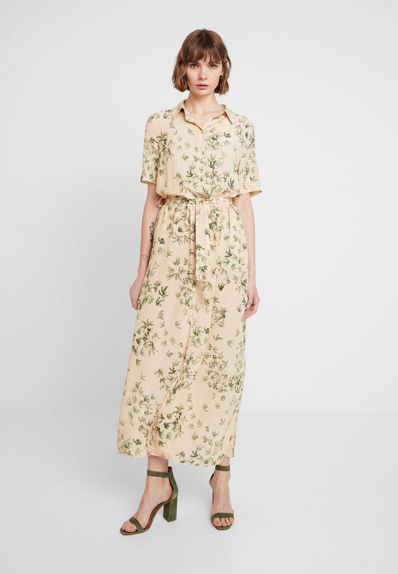 Denham - ROXANNE DRESS - Długa sukienka - beige