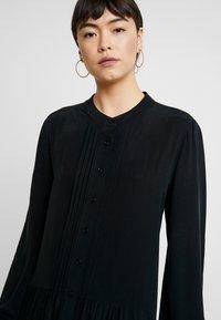 Denham - SYLVIE DRESS - Robe chemise - black - 4