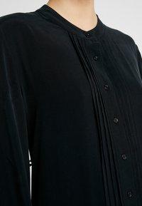 Denham - SYLVIE DRESS - Robe chemise - black - 6