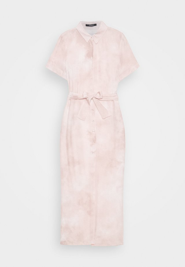 ROXANNE DRESS - Maxi-jurk - pink salt