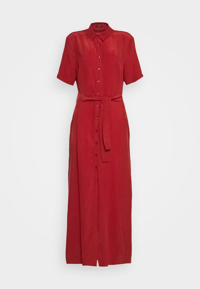 ROXANNE DRESS - Blousejurk - red ochre