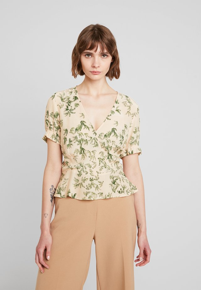 THELMA - Bluse - beige