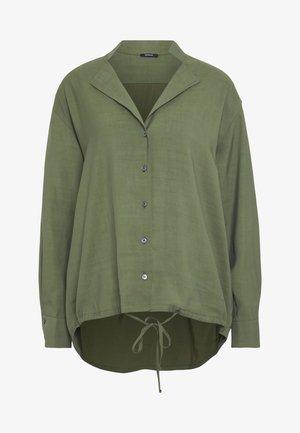 HENTY - Overhemdblouse - army green