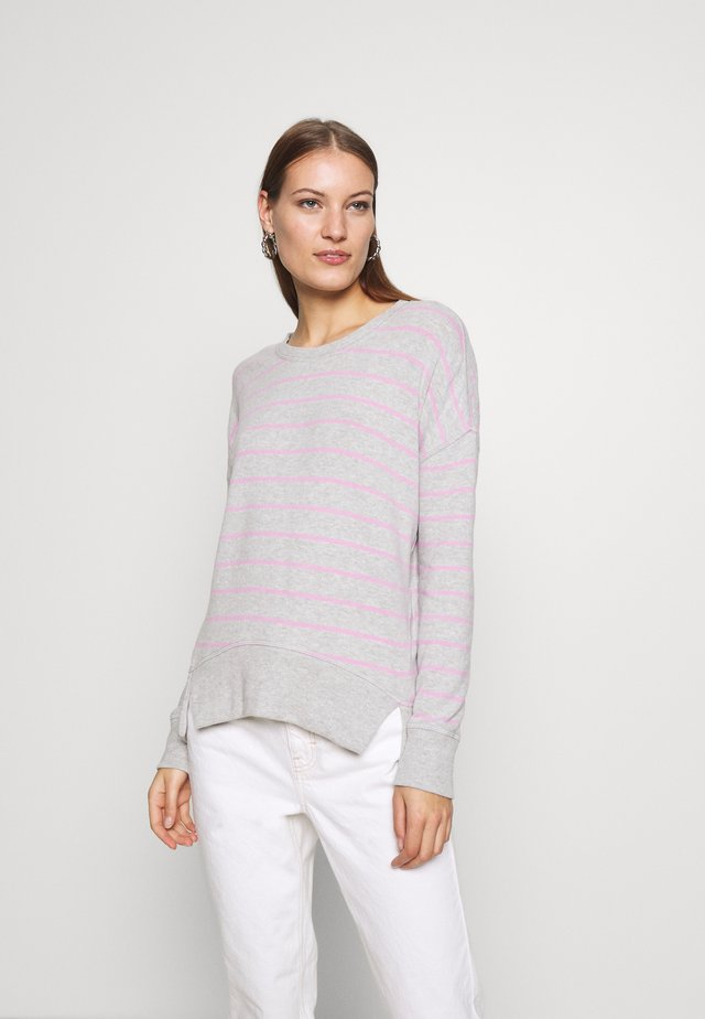 CAPTAIN - Strikkegenser - pink