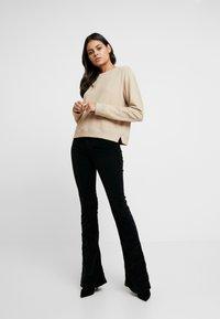 Denham - SHOWA CREW - Pullover - sand - 1