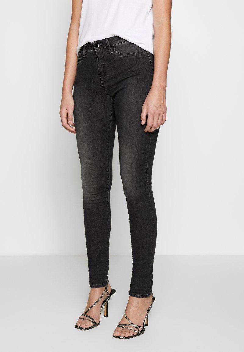 Denham - NEEDLE - Jeans Skinny - black